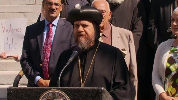Coptic Christian, Muslim leaders speak out