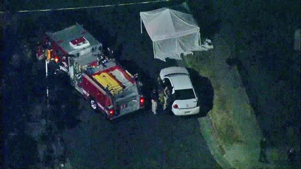 Woman's burned body discovered in South LA