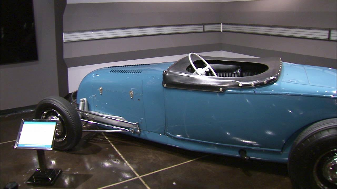 Step inside and the Petersen Automotive Museum sparkles and shines.