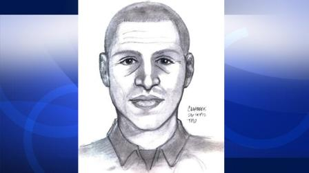 Police released this sketch of a man suspected of impersonating a police officer in El Segundo.