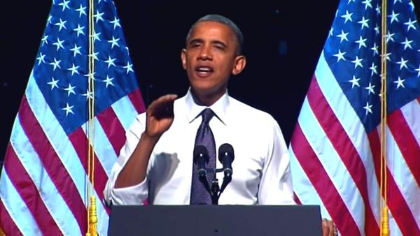 President Obama visits LA for fundraisers