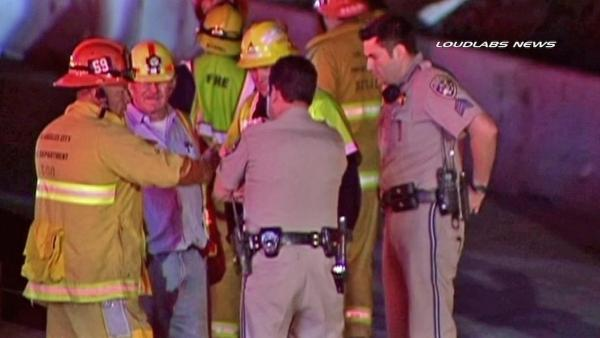 Construction worker killed on job in West LA