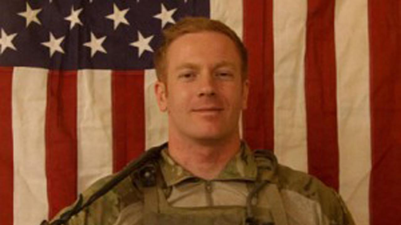 Sgt. Thomas R. MacPherson, 26, died from small arms fire while on patrol during combat operations in Afghanistan on Friday, Oct. 12, 2012.