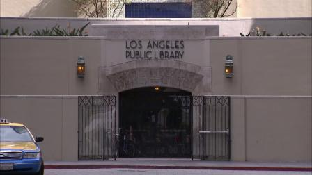 The Los Angeles Public Library is seen in this undated file photo.