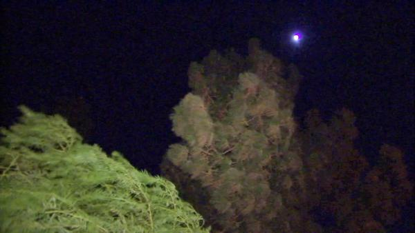 LA fire crews monitor high winds overnight
