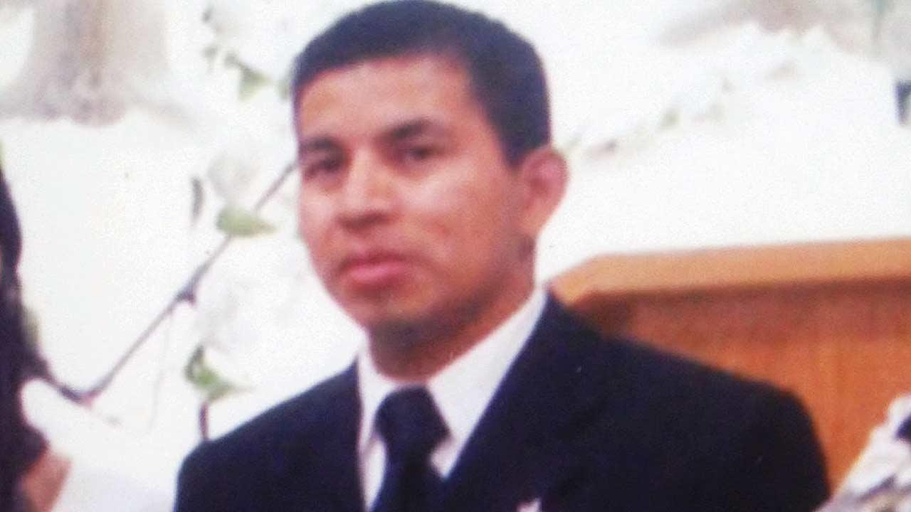 Andres Ordonez, 25, was fatally shot outside Principe de Paz Church located at Beverly Boulevard and Reno Street in the Rampart area of Los Angeles Sunday, Nov. 4, 2012.