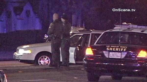 LA deputies shoot, kill traffic stop suspect