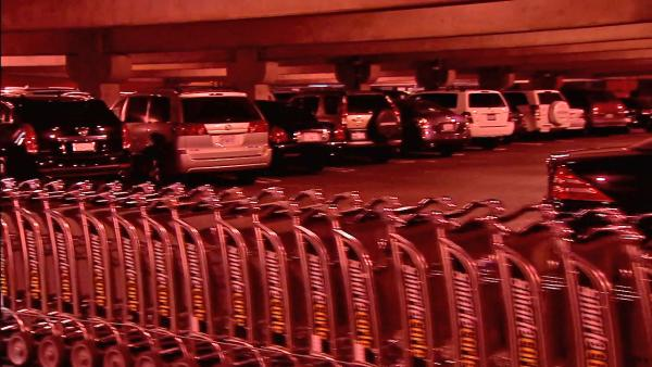 LAX travelers warned of parking lot scam