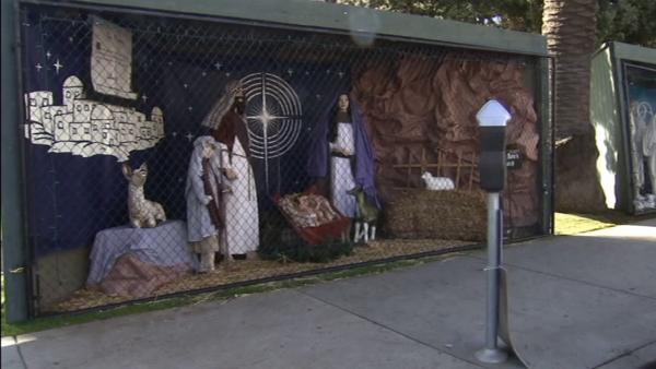 Bid for Santa Monica Nativity scene denied