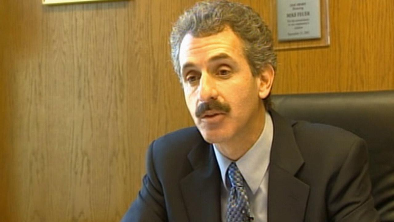Mike Feuer is seen in this undated file photo.