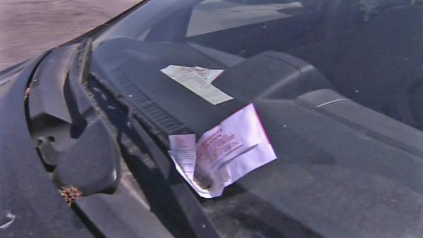 Parking at broken LA meters will mean ticket