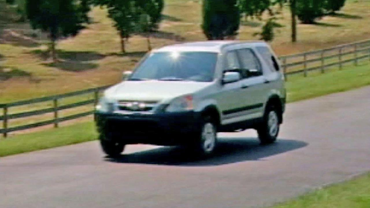 A Honda Pilot is seen in this undated file photo.