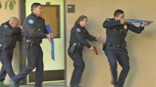 CSU safety drill simulates gunman scenario