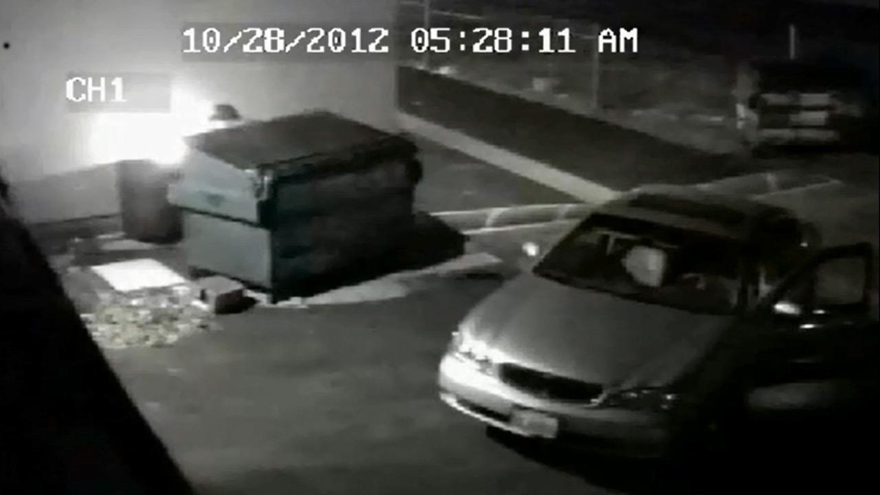 Police are searching for the arsonist responsible for intentionally setting 12 fires in the San Fernando Valley.