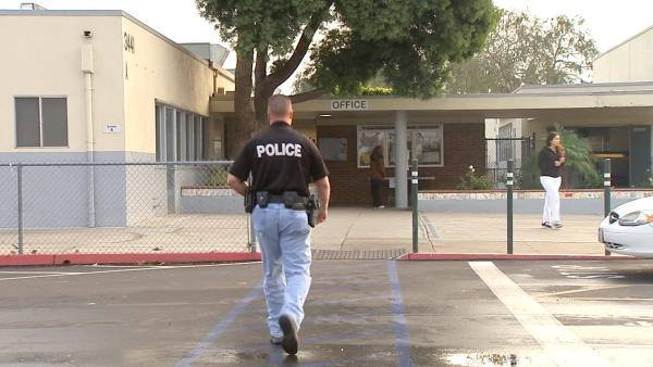 More security at LA schools starts Monday
