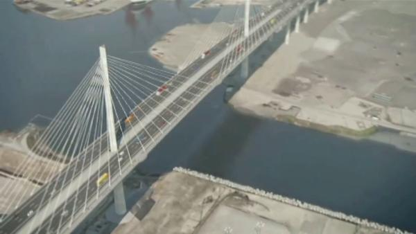 $1B Desmond Bridge renovation under way