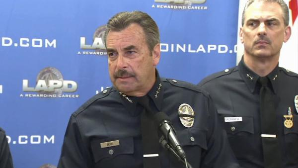 LAPD takes extra steps to protect officers