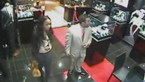 Beverly Hills jewelry robbery suspects sought