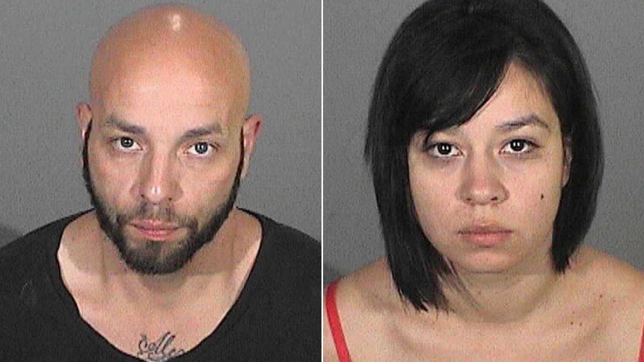 Roman Daniel Landero, 36, and Monica Belen Ortiz, 24