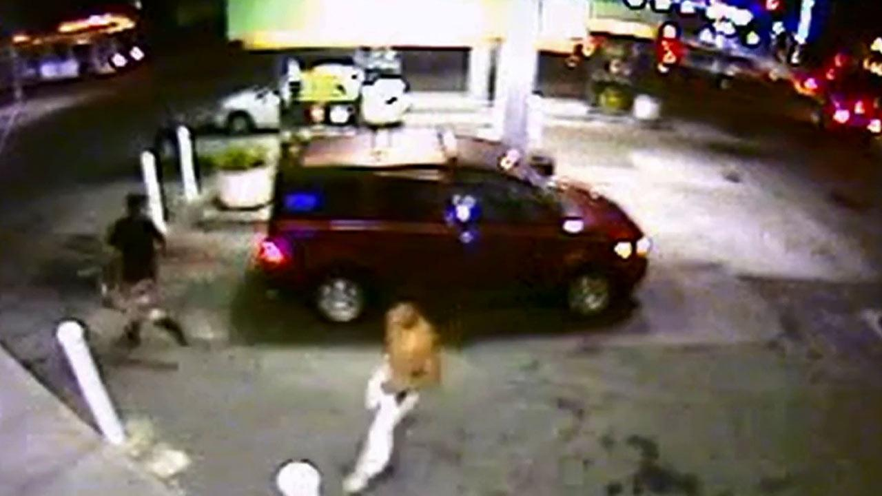 Police are asking for the publics help in identifying the suspect whose gunfire wounded a 10-year-old boy in Long Beach on Friday, March 26, 2013.