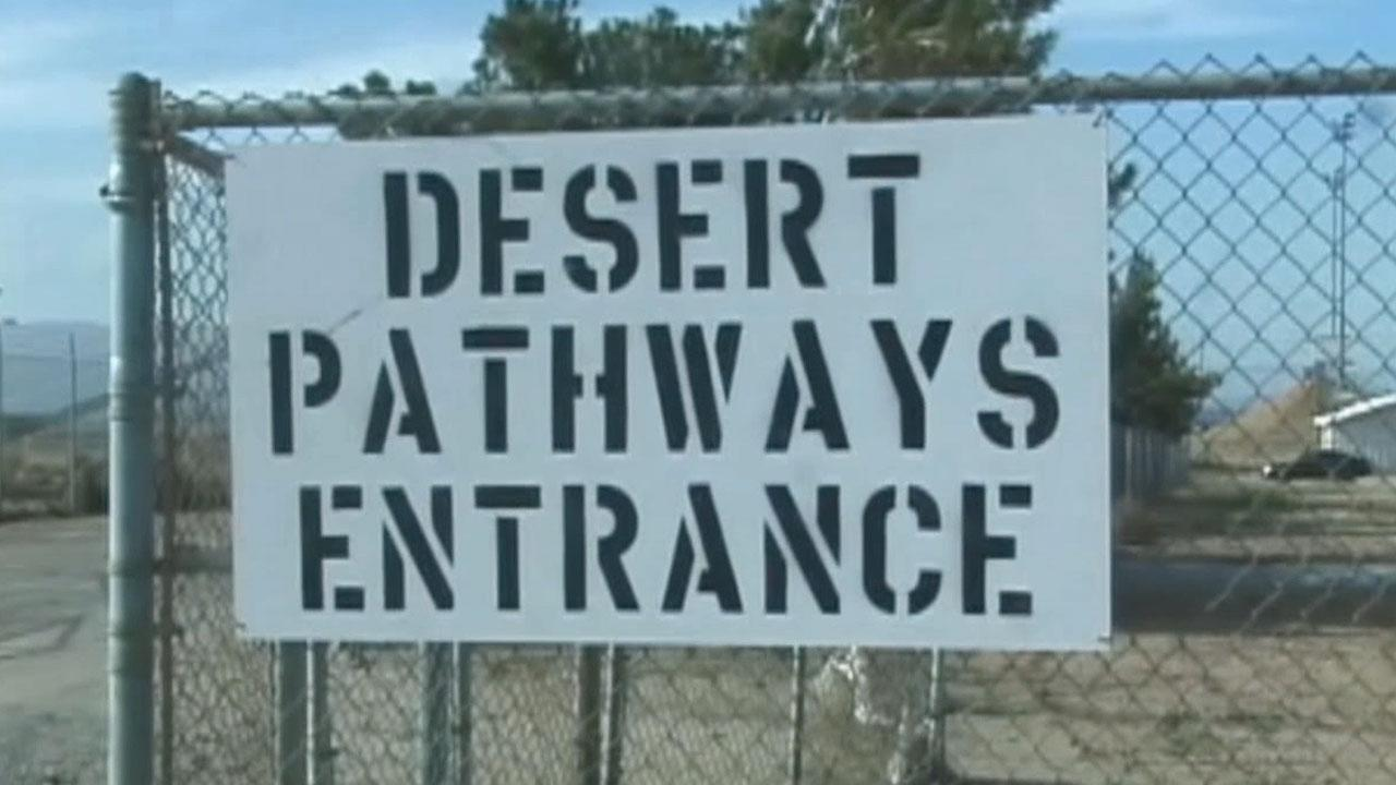 A 15-year-old student was arrested for bringing a loaded gun to Desert Pathways High School in Lancaster on Thursday, April 11, 2013.
