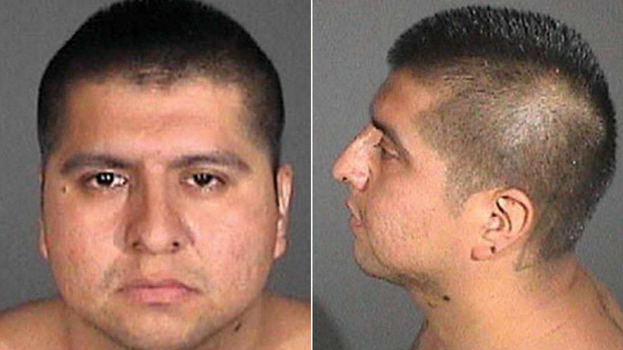 Johnny Mata, 32, was released from the Sheriffs Inmate Reception Center Thursday.
