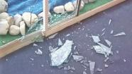Vandals broke in and trashed Horizon Community Church in Palmdale on Saturday, May 18, 2013.