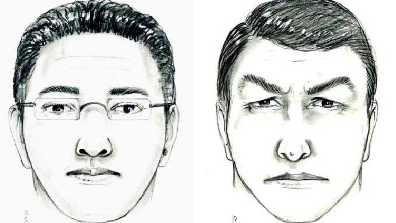Two men approached a woman in the area of Firmament Avenue and Vanowen Street in Van Nuys on Feb. 21 and tried to force her into their vehicle.