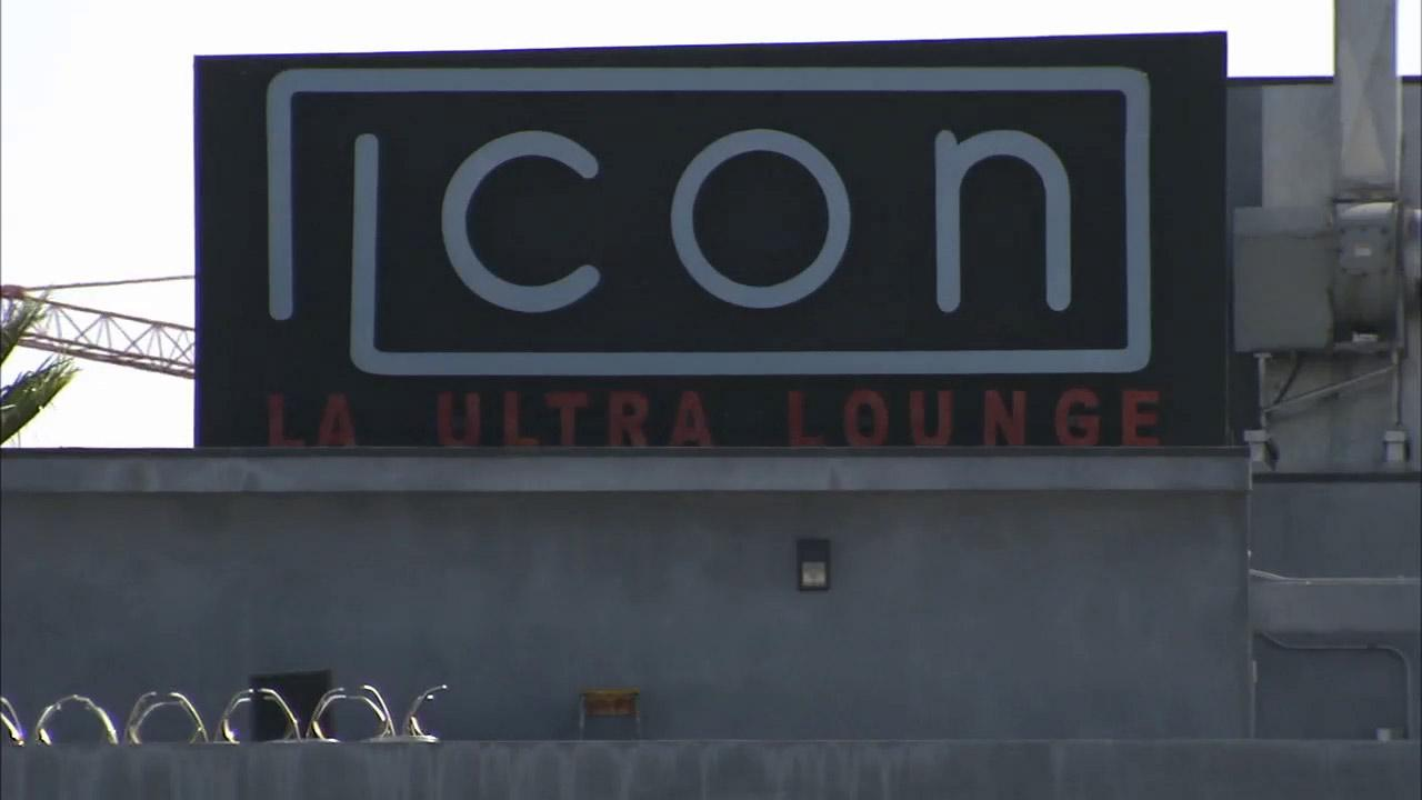 A man has been declared brain dead after being assaulted at Icon Ultra Lounge located in the 1200 block of South Figueroa Street in downtown Los Angeles on Sunday, June 2, 2013.