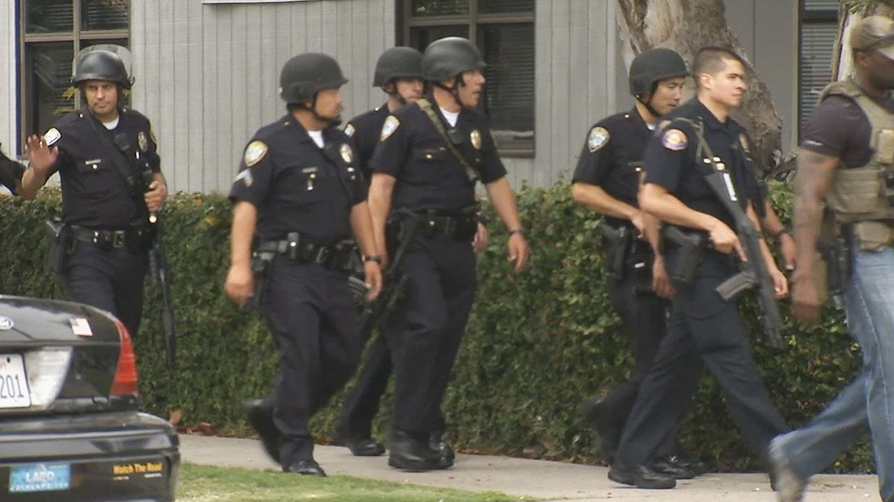 Santa Monica College shooting and house fire kills 5, injures 5