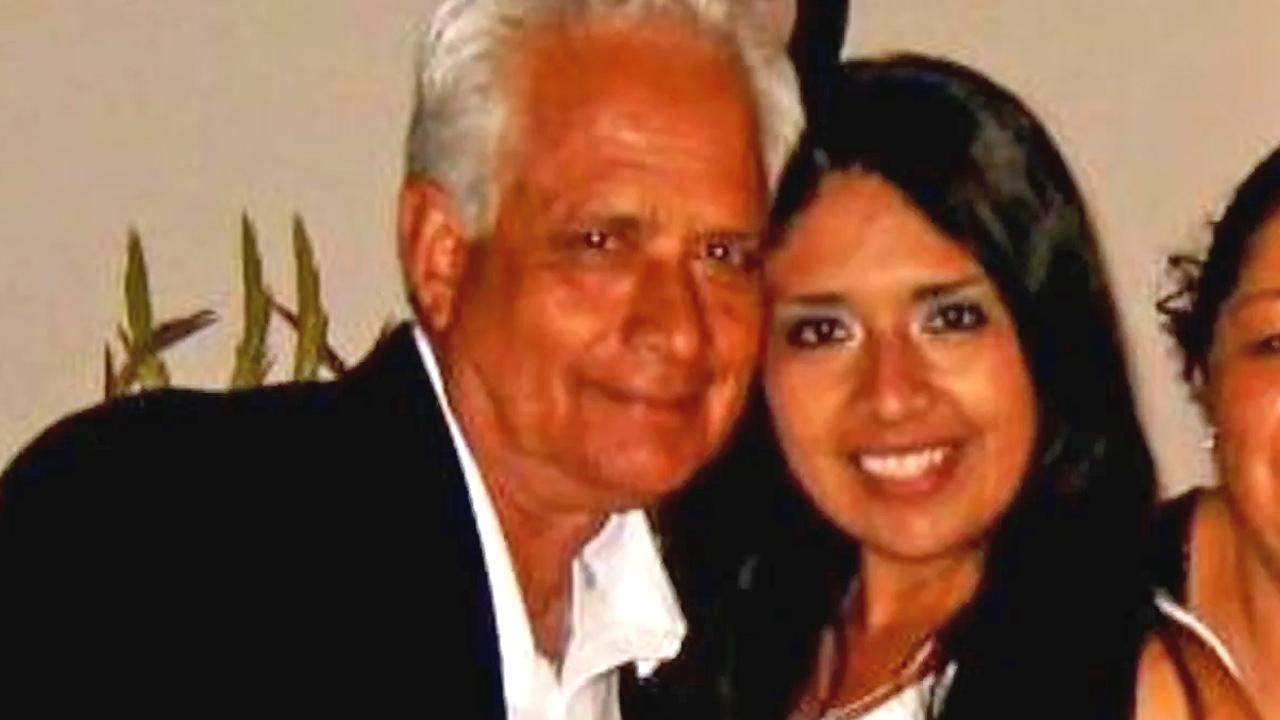 Santa Monica College employee Carlos Franco and his daughter Marcela are seen in this undated file photo. Carlos was shot and killed in the Santa Monica shootings Friday, June 7, 2013. Marcela was also shot and hospitalized. She died Sunday, June 9, 2013.