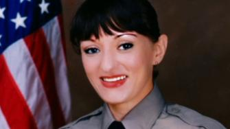 Penelope Armstrong, a former Los Angeles County sheriffs deputy, is seen in this undated photo.