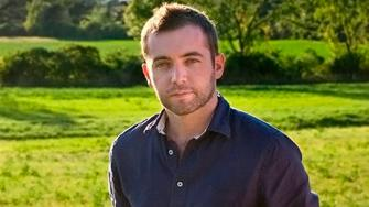This undated photo provided by Blue Rider Press/Penguin shows award-winning journalist and war correspondent Michael Hastings. Hastings died early Tuesday, June 18, 2013 in a car accident in Los Angeles, his employer and family said.