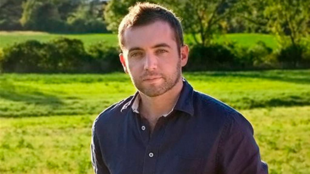 This undated photo provided by Blue Rider Press/Penguin shows award-winning journalist and war correspondent Michael Hastings. Hastings died early Tuesday, June 18, 2013 in a car accident in Los Angeles, his employer and family said.Blue Rider Press/Penguin