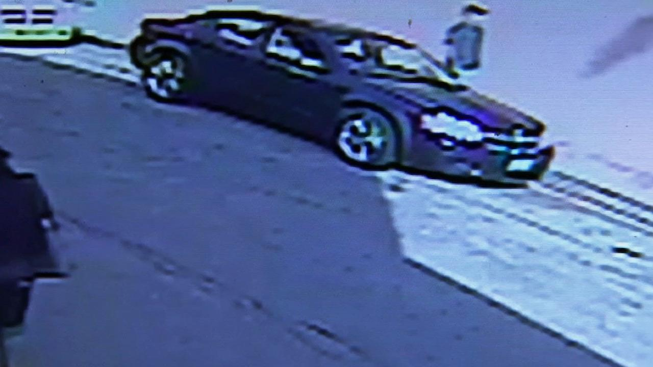 A suspect in the deadly hit-and-run crash that killed one person and injured nearly a dozen others on the Venice Beach boardwalk is shown in a surveillance still image on Saturday, Aug. 3, 2013.Candle Cafe & Grill