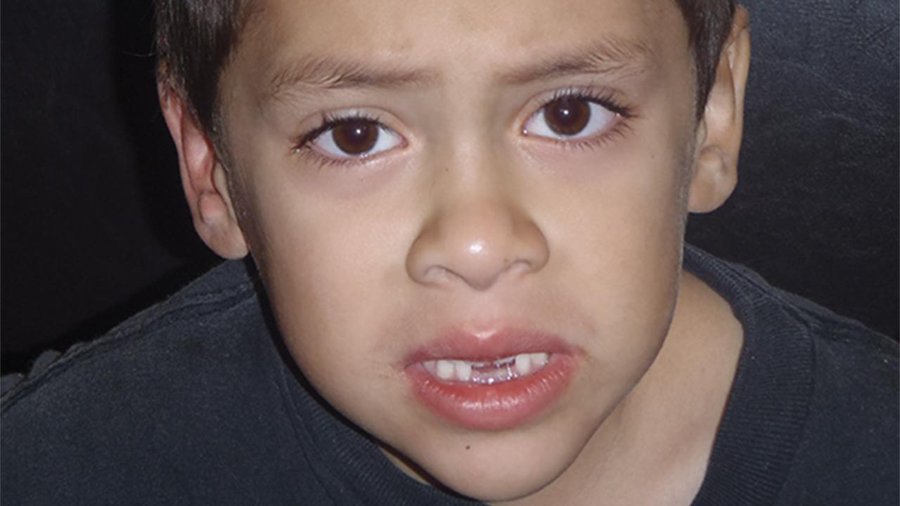 The LAPD asked for the publics help to locate the parents of a 5-year-old boy found near 73rd Street and Avalon Boulevard on Monday, Oct. 7, 2013.