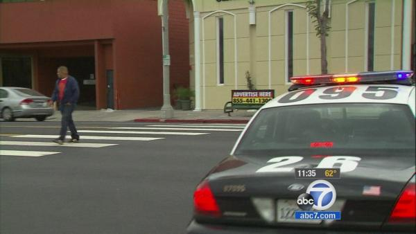 LAPD cracks down on pedestrian traffic laws