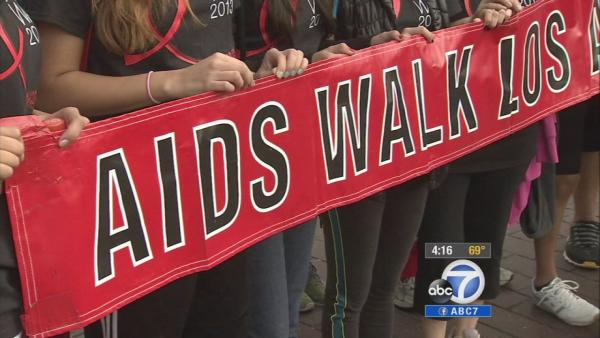 AIDS Walk Los Angeles draws thousands