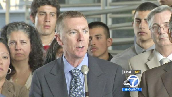 LAUSD Superintendent Deasy's departure vague