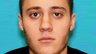Paul Ciancia, 23, is seen in this file photo. He is accused of opening fire at LAX Terminal 3, killing a TSA officer on Friday, Nov. 1, 2013.