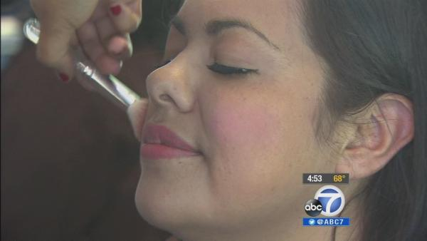 Local veterans treated to free makeovers