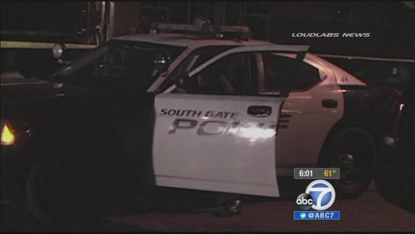 Armed man fatally shot by police in South Gate
