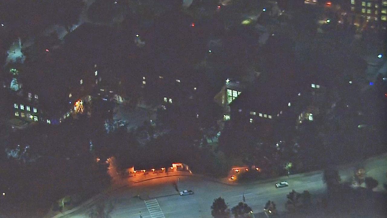 UCLA Murphy Hall