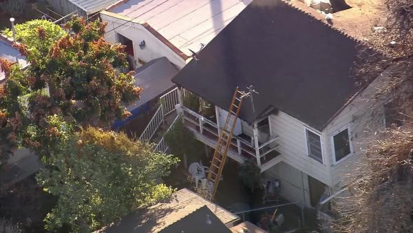 2 found dead after Whittier structure fire