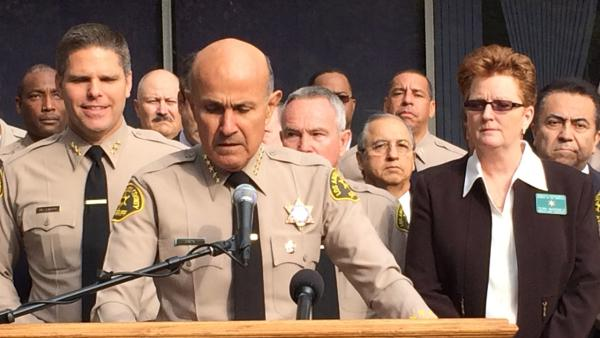 LA Sheriff Lee Baca to retire at end of month