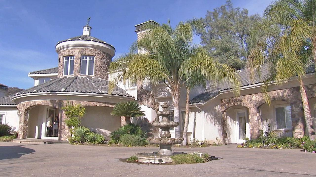 A $4.6 million mansion in Calabasas (pictured) is the grand prize in the 2014 Dream House Raffle, benefiting the Special Olympics of Southern California.
