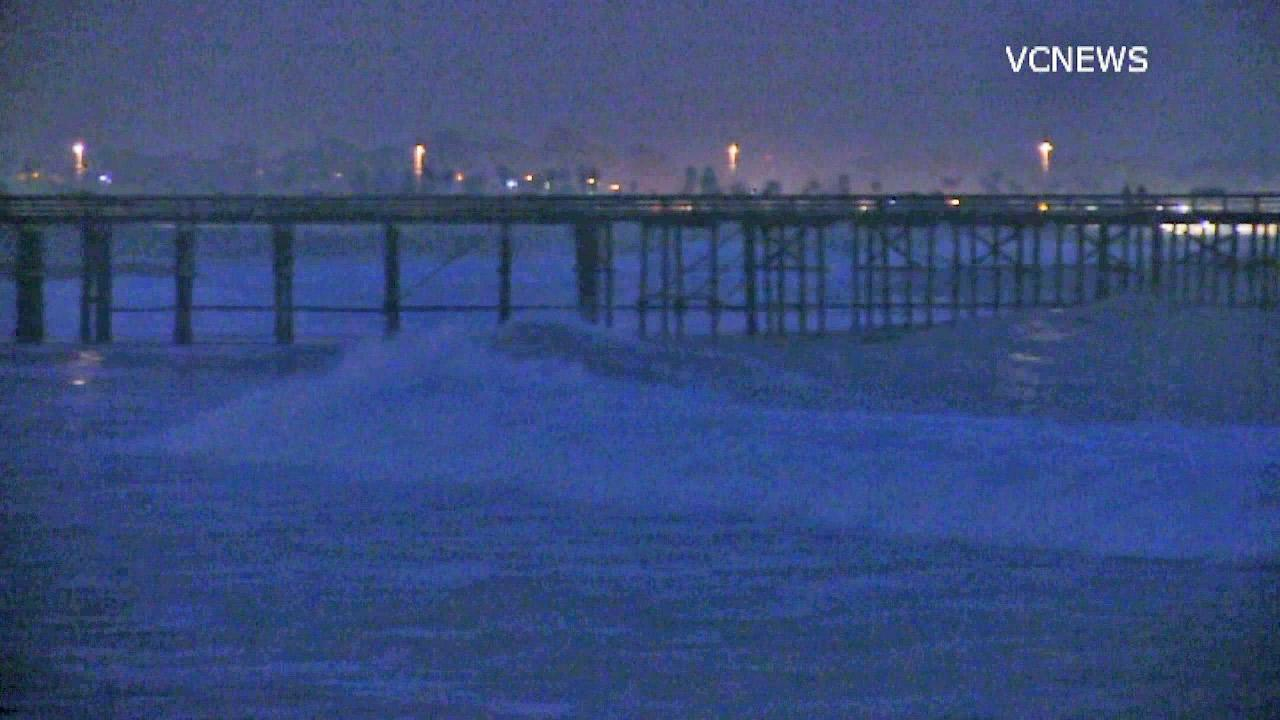 The Ventura Pier is seen in this photo from January 2014.