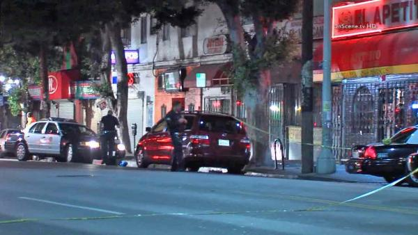 1 dead, 1 injured in Boyle Heights bar shooting
