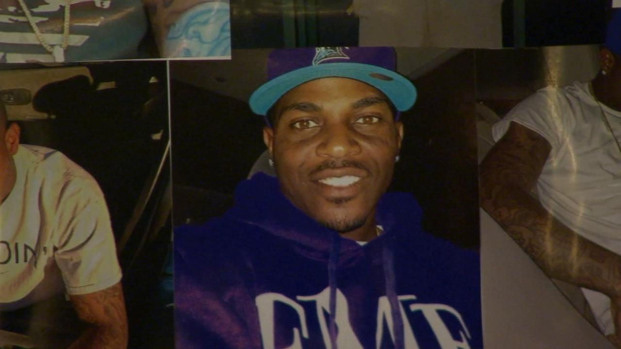 Jacoby Plummer, 26, was killed in a fatal shooting in South Los Angeles.