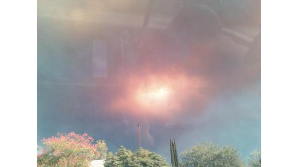 Complex Wildfire and Brea Fire